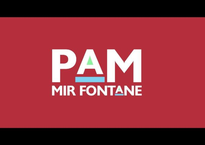 "NEW VIDEO: ""PAM"" BY MIR FONTANE"